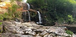 High Falls/Cullowhee Falls