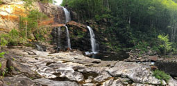 High Falls/Cullowhee Falls