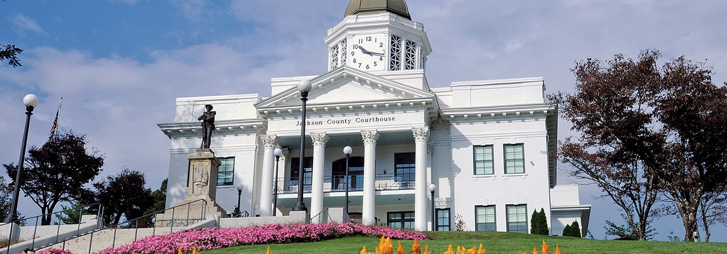 Photo of Jackson County Courthouse