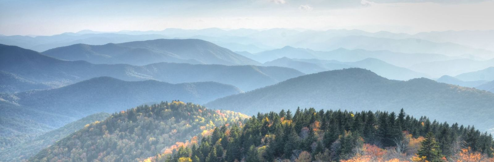 Photo of Blue Ridge Parkway