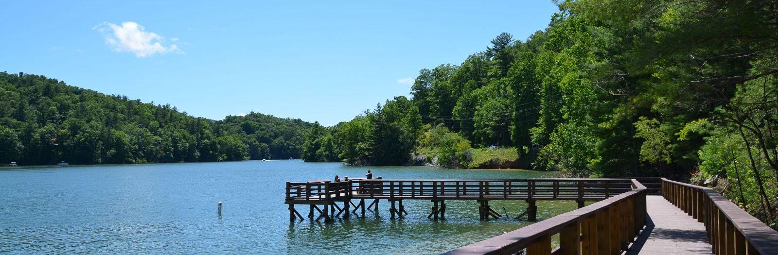 Photo of Lake Glenville