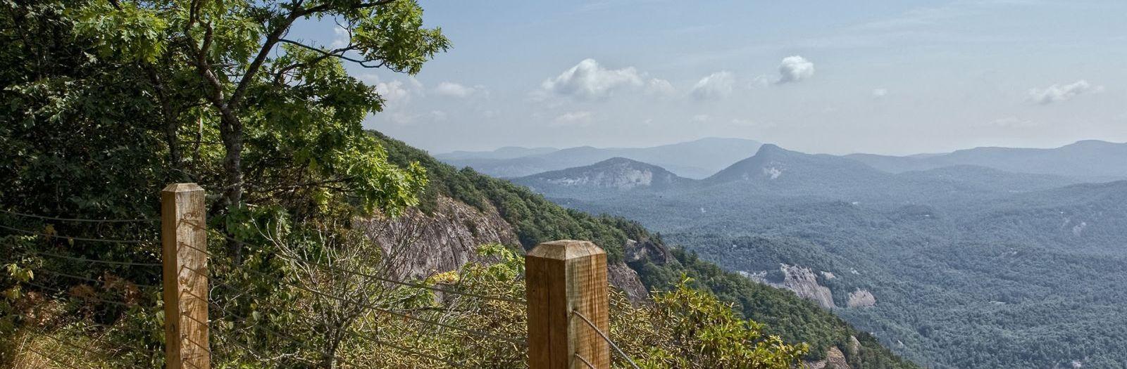 Photo of Whiteside Mountain Trail