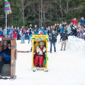 outhouse races in jackson county