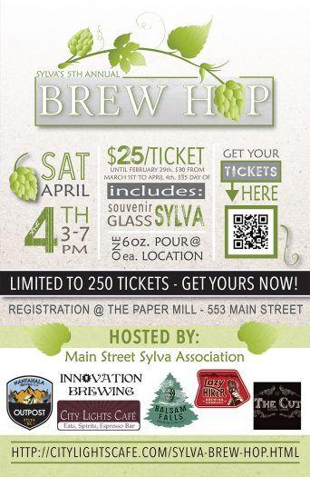 5th Anual Brew Hop