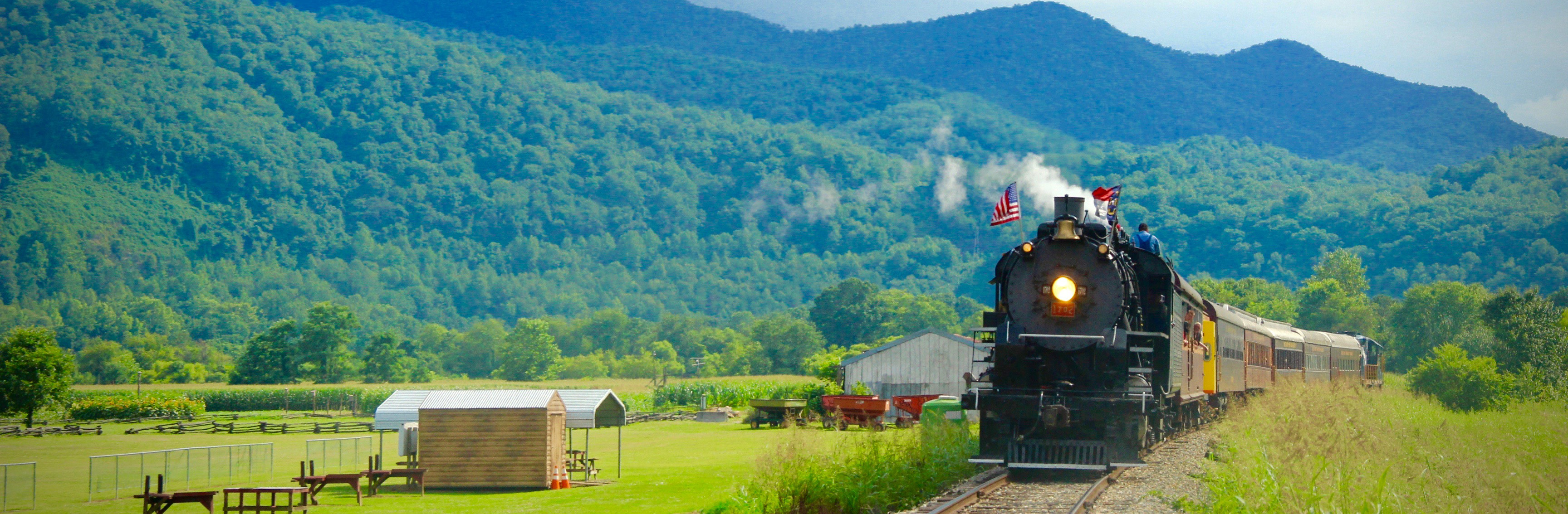 Photo of Great Smoky Mountains Railroad