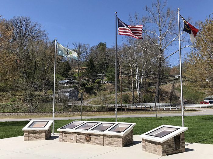 freedom park in jackson county