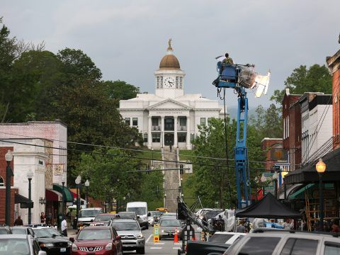 filming a movie in jackson county