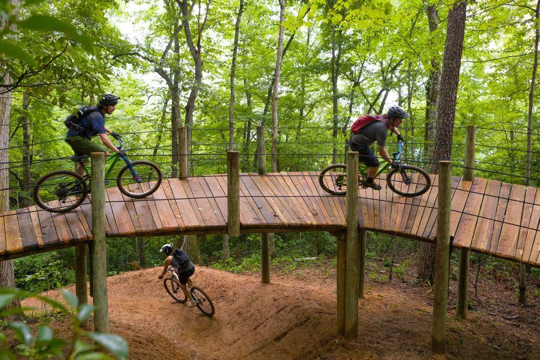 wild bike trails in jackson county