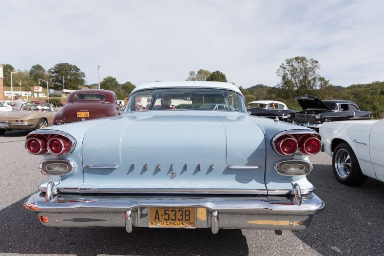 vintage cars in jackson county