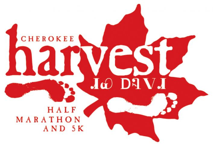 Cherokee Harvest 5k and Hal-Marathon