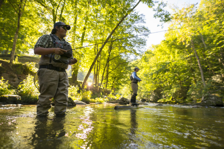 Rumble in the Rhododendron Trout Tournament