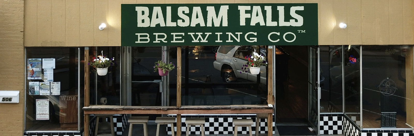 Photo of Balsam Falls Eatery