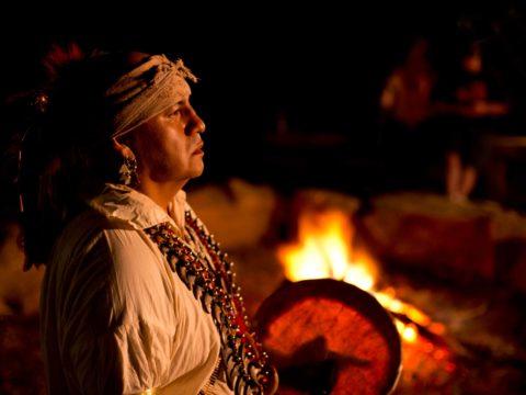 Cherokee Bonfire