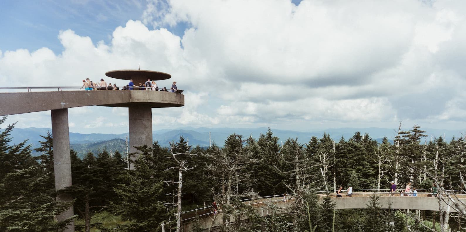 Photo of Clingmans Dome Trail