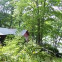 Scenic Photo at Red Bear Cabin on Lake Glenville