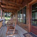Scenic Photo at Bear Run Cabin at Chinquapin