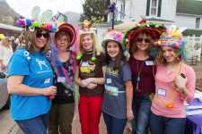 How zany is your Easter? Take a walk on the wild side with Dillsboro's Easter Hat Parade
