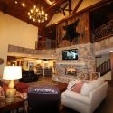Interior Photo at Logan Creek Lodge