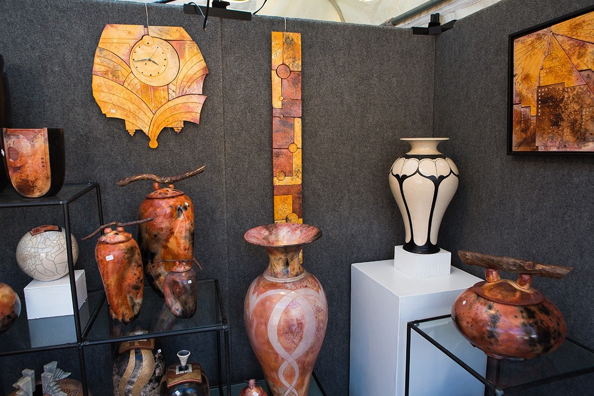 12th Annual WNC Pottery Festival