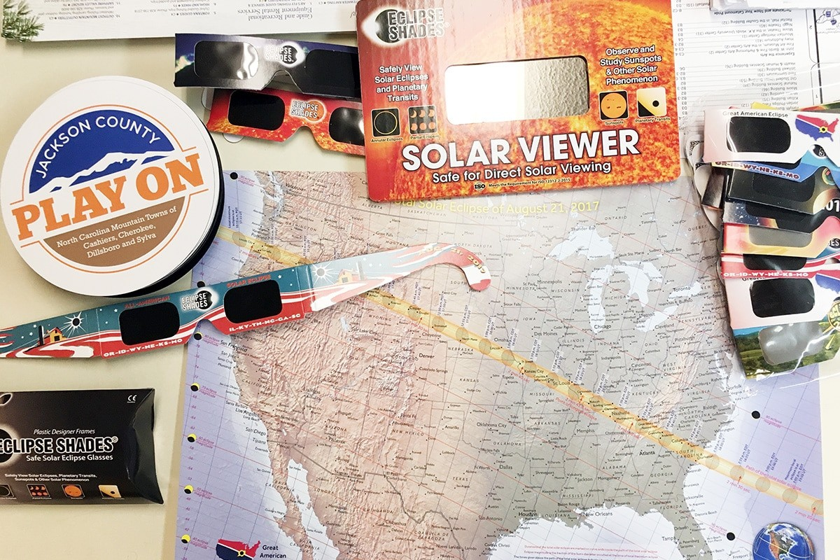 Experience the Great American Solar Eclipse of 2017 in Jackson County
