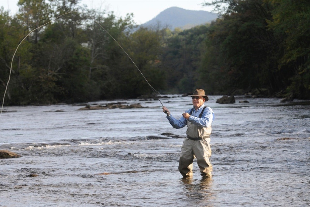 Take Me to the River: Western North Carolina Fly Fishing Trail