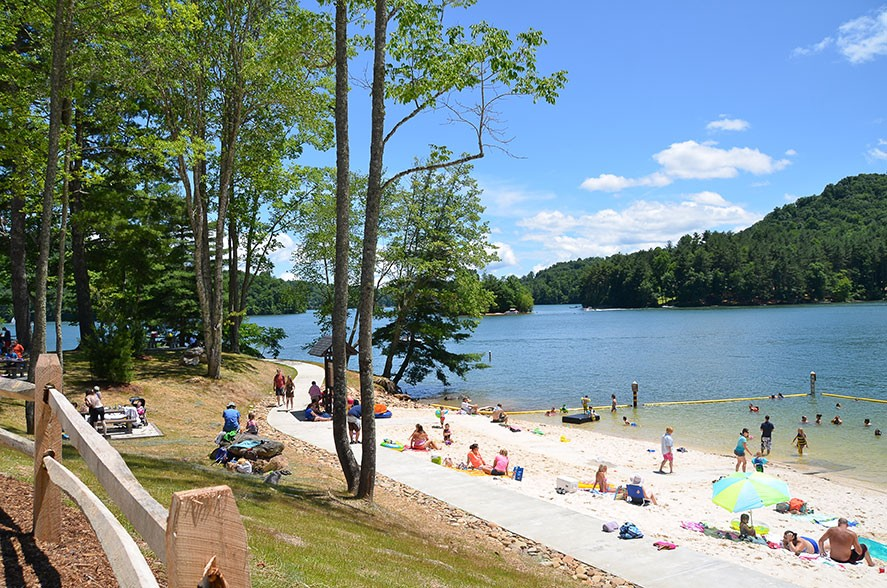 Escape to the Mountains: Five Ways to Cool Down in Jackson County, NC