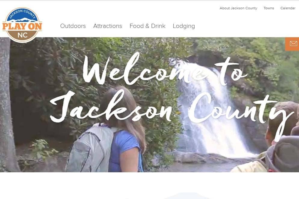 Jackson County Tourism Development Authority Unveils New Website, Tourism Campaign