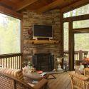 Interior Photo at Kiesse Creek Lodge at Bear Lake Reserve