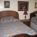 Interior Photo at Little Bit of Heaven Cherokee Cabin