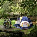 Interior Photo at Moonshine Creek Campground & Cabins