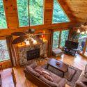 Interior Photo at Smoky Mountain Getaways