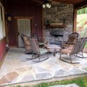 Interior Photo at Mountain Laurel Chalet