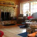 Interior Photo at Tuckaseigee Valley Cabins