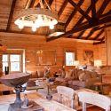 Interior Photo at Sweetbay Cabin