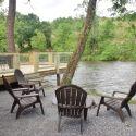 Scenic Photo at Laurel Bush Riverfront Cabins, LLC