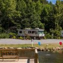Scenic Photo at Fort Tatham RV Park