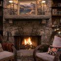 Interior Photo at Fern Bank Lakefront Cottage